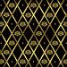 Декоративный черный фон с золотистым орнаментом, иллюстрация № 681380 (c) Ольга Дроздова / Фотобанк Лори