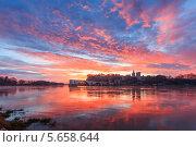 Авиньон на рассвете, фото № 5658644, снято 8 февраля 2014 г. (c) Донцов Евгений Викторович / Фотобанк Лори