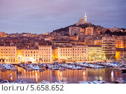 Старый порт в Марселе, фото № 5658652, снято 16 февраля 2014 г. (c) Донцов Евгений Викторович / Фотобанк Лори
