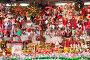 toys at Christmas market, фото № 6223712, снято 12 декабря 2013 г. (c) Яков Филимонов / Фотобанк Лори