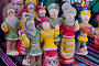 Керамические игрушки. Городской блошиный рынок на территории Музея Москвы, август 2014, фото № 6332960, снято 24 августа 2014 г. (c) Илюхина Наталья / Фотобанк Лори