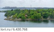 Стокгольмский архипелаг — крупнейший архипелаг в Швеции, фото № 6430768, снято 26 августа 2014 г. (c) Валерия Попова / Фотобанк Лори