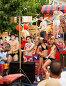 Gay pride parade in Sitges, фото № 6650380, снято 15 июня 2014 г. (c) Яков Филимонов / Фотобанк Лори