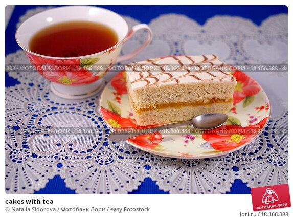 Пирожное к чаю рецепты