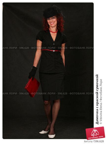 Дамочка с красной сумочкой, фото 596628, снято 7 марта 2008 г. (c...