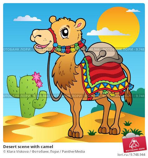 верблюжата картинки для детей