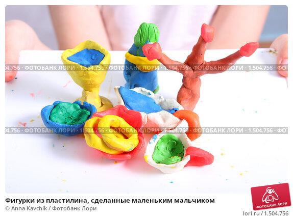 Как сделать анну из пластилина
