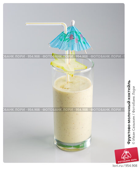 Фруктово-молочный коктейль, фото 954908, снято 12 ноября 2008 г. (c...
