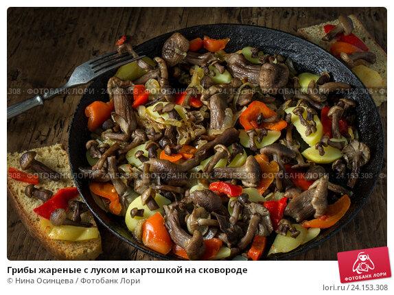 Как пожарить грибы рецепт пошаговый