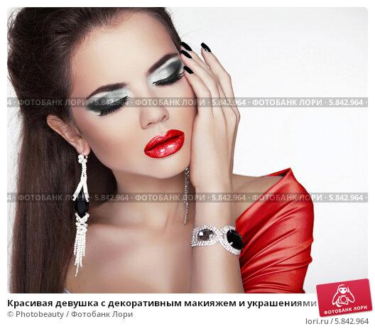 Супер сексуальный макияж