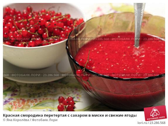 Красная смородина на зиму рецепты с фото