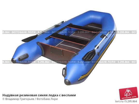 лодка надувная под весла