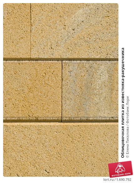 Облицовочная плитка из известняка-ракушечника, фото 1691104, снято 26 апреля 2010 г (c)