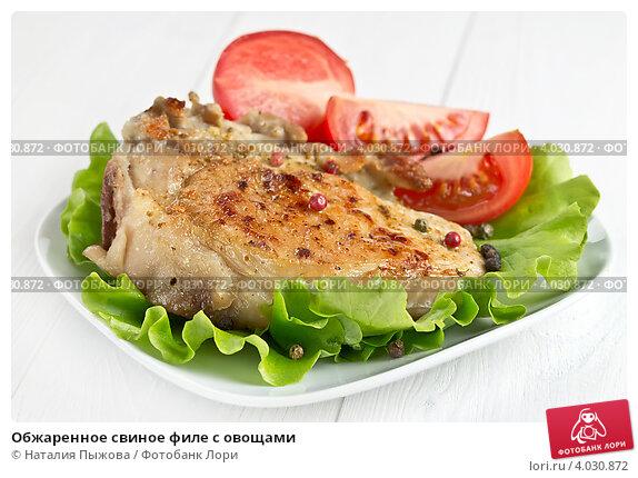 Что приготовить из свиного филея