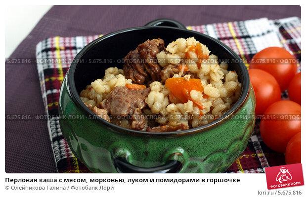 Каши мясные рецепты