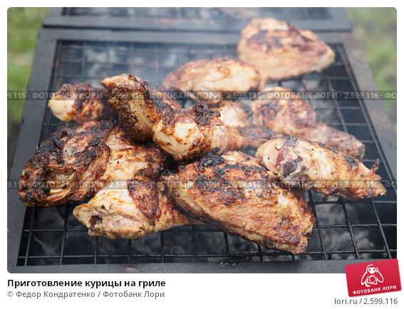 Рецепты гриля из кур