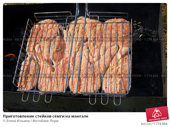 Как приготовить вкусно стейк из семги рецепты с
