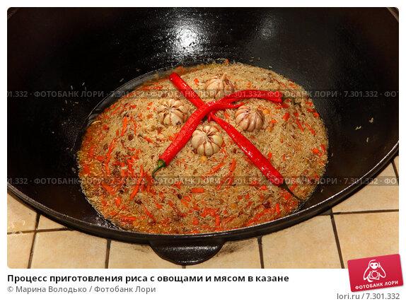 Рис без мяса приготовить