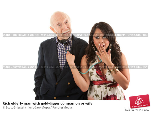 Dating older rich woman