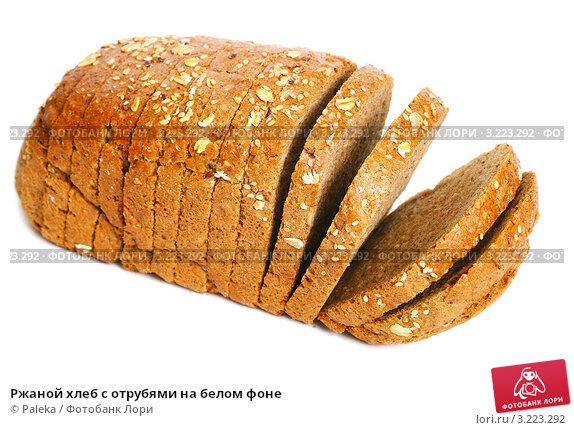 Хлеб ржаной с отрубями рецепт