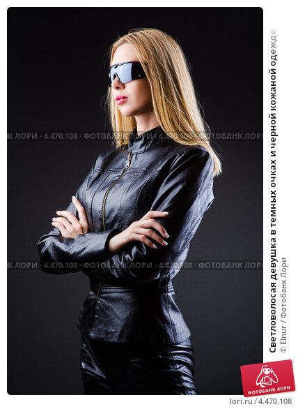 фото девушек в темных очках в одежде