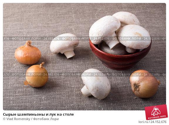 Рецепты сырых грибов фото