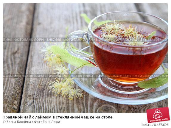 Лайм в чай