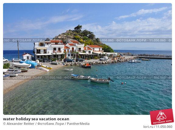 Жилье в остров Самос на берегу моря недорого