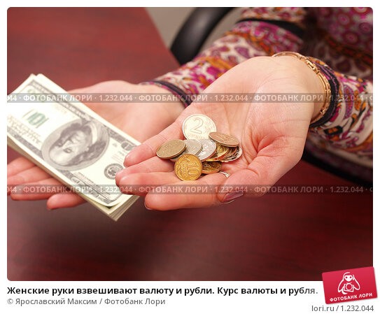 Курс рубля к другим валютам