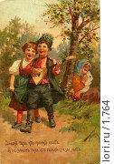 Купить «Певцы», фото № 1764, снято 23 января 2020 г. (c) Retro / Фотобанк Лори