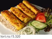 Купить «Жареное картофельное пюре», фото № 5320, снято 4 мая 2006 г. (c) Юлия Яковлева / Фотобанк Лори