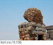 Купить «Остатки кирпичной кладки. Эфес, Турция», фото № 9136, снято 9 июля 2006 г. (c) Маргарита Лир / Фотобанк Лори