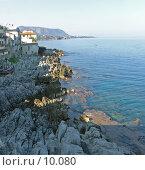 Купить «Италия. Сицилия. Побережье возле города Чефалу», фото № 10080, снято 5 октября 2004 г. (c) Валерий Ситников / Фотобанк Лори
