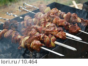 Купить «Еда. Шашлык», фото № 10464, снято 5 июня 2006 г. (c) Макс Тормышев / Фотобанк Лори