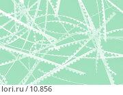 Купить «Обрезки бумаги на зеленом, фон», фото № 10856, снято 18 августа 2006 г. (c) Ольга Красавина / Фотобанк Лори