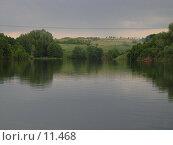 Купить «Водный пейзаж», фото № 11468, снято 4 июня 2005 г. (c) Дмитрий Б / Фотобанк Лори
