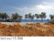 Купить «Берег моря», фото № 11908, снято 24 сентября 2006 г. (c) Юрий Синицын / Фотобанк Лори