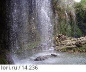 Водопад. Стоковое фото, фотограф Макс / Фотобанк Лори