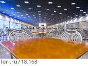 Купить «Интерьер кафе», фото № 18168, снято 8 февраля 2007 г. (c) Юрий Синицын / Фотобанк Лори