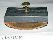 Купить «Пресс-папье», фото № 24164, снято 16 марта 2007 г. (c) Тютькало Игорь / Фотобанк Лори