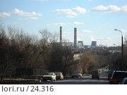 Промышленный квартал (2007 год). Стоковое фото, фотограф Аврам / Фотобанк Лори