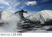 Купить «Полет», фото № 24448, снято 30 марта 2006 г. (c) Сергей Александров / Фотобанк Лори