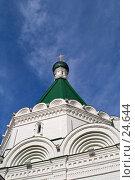 Купол Михайло-Архангельского Собора (2006 год). Редакционное фото, фотограф Алексей Котлов / Фотобанк Лори