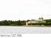 Купить «Усадьба Кусково», эксклюзивное фото № 27156, снято 1 июля 2006 г. (c) Ирина Мойсеева / Фотобанк Лори
