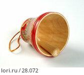 Купить «Деревянный колокольчик из Вологды», фото № 28072, снято 24 февраля 2007 г. (c) Павел Преснов / Фотобанк Лори