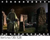 Купить «Искусство каменных статуй», фото № 30128, снято 5 января 2007 г. (c) Соловьев Владимир Александрович / Фотобанк Лори