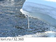 Купить «Вода», фото № 32360, снято 10 апреля 2007 г. (c) Владимир Тимошенко / Фотобанк Лори
