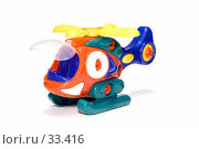 Купить «Игрушечный вертолет», фото № 33416, снято 16 апреля 2007 г. (c) Угоренков Александр / Фотобанк Лори