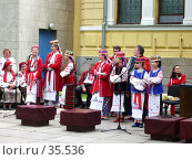 Купить «Лейся песня», фото № 35536, снято 21 мая 2005 г. (c) Галина  Горбунова / Фотобанк Лори