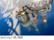 Купить «Отражение в луже, Питер», эксклюзивное фото № 36988, снято 9 апреля 2006 г. (c) Ирина Терентьева / Фотобанк Лори